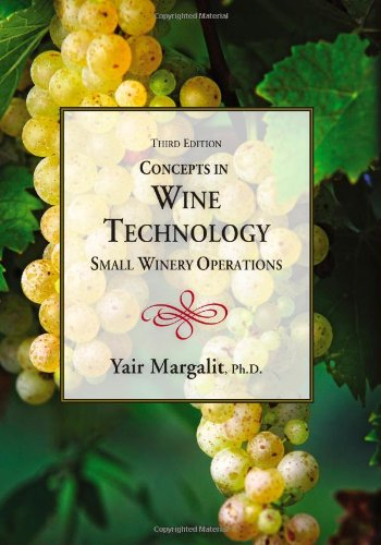 9781935879800: Concepts in Wine Technology: Small Winery Operations, 3rd Edition