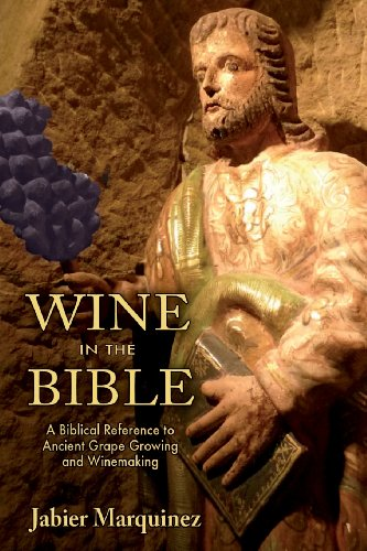 Wine in the Bible: A Biblical Reference to Ancient Grape Growing and Winemaking: Marquinez, Jabier