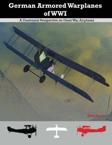 German Armored Warplanes of WWI: Herris, Jack