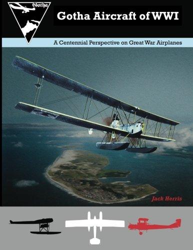 GOTHA AIRCRAFT OF WW 1: Herris, Jack