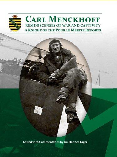Carl Menckhoff: Reminiscenses of War and Captivity: Hannes Täger