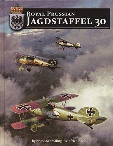 Royal Prussian Jagdstaffel 30.: Schmaling, Bruno & Winfried Bock
