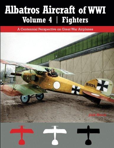 Albatros Aircraft of WWI | Volume 4: Herris, Jack