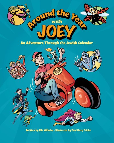 9781935882015: Around the Year With Joey
