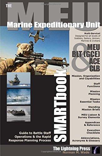 9781935886181: The Marine Expeditionary Unit Smartbook
