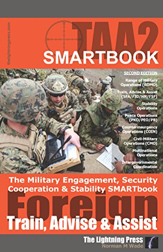 9781935886693: TAA2: The Military Engagement, Security Cooperation & Stability SMARTbook, 2nd Ed.