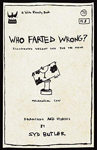 9781935904205: Who Farted Wrong?: Illustrated Weight Loss for the Mind