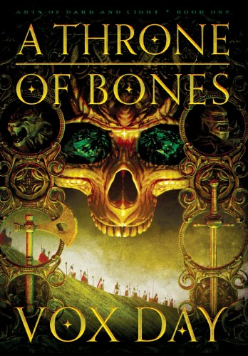 9781935929826: A Throne of Bones