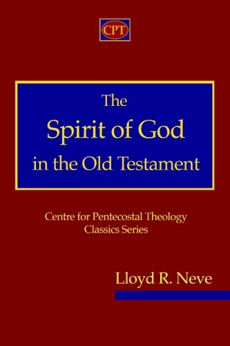 9781935931140: The Spirit of God in the Old Testament