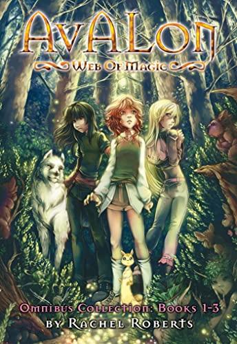 9781935934295: Avalon: Web of Magic Omnibus 1