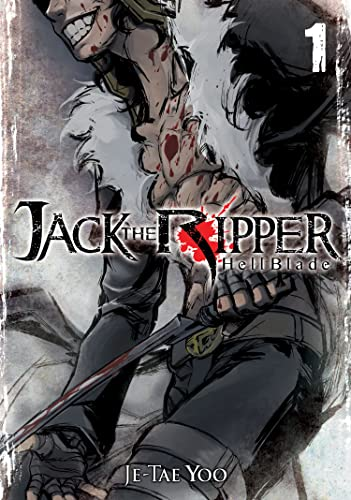9781935934769: Jack the Ripper: Hell Blade Vol. 1