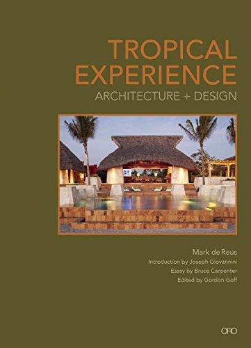 Tropical Experience (Hardcover): Mark de Reus