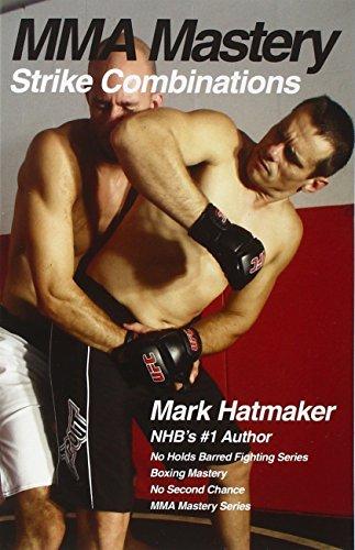 MMA Mastery: Strike Combinations (MMA Mastery series): Hatmaker, Mark