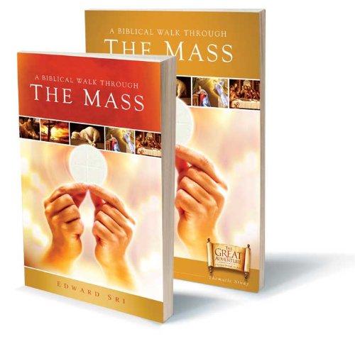 9781935940012: A Biblical Walk Through the Mass Student Pack