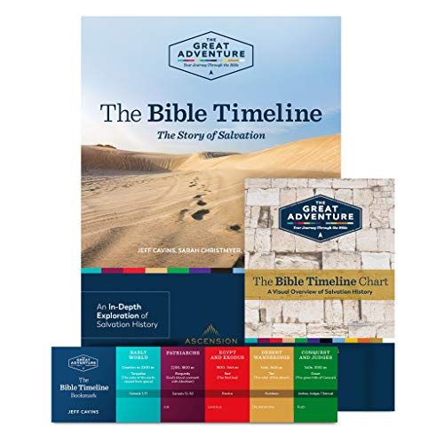 9781935940760: The Bible Timeline: The Story of Salvation Study Set