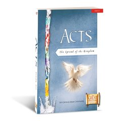 9781935940821: Acts: The Spread of the Kingdom Study Set