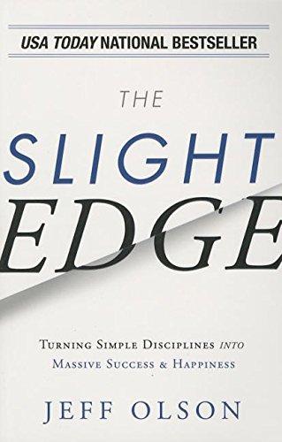 The Slight Edge: Olson, Jeff