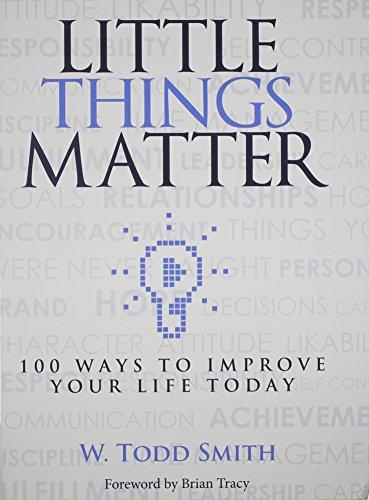 9781935944904: Little Things Matter