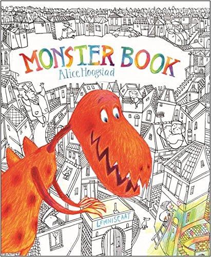 Monster Book: Hoogstad, Alice