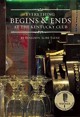 9781935955320: Everything Begins & Ends at the Kentucky Club