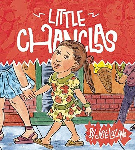 9781935955856: Little Chanclas