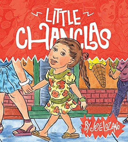 9781935955863: Little Chanclas
