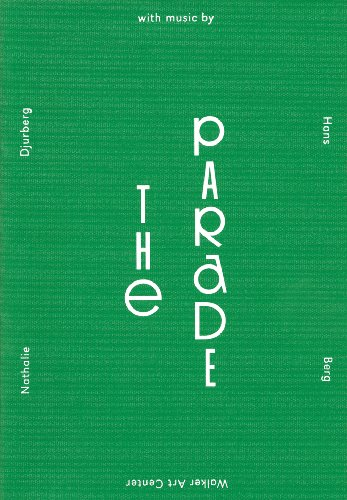 9781935963042: The Parade: Nathalie Djurberg with Music by Hans Berg