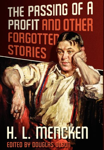 9781935965404: The Passing of a Profit and Other Forgotten Stories