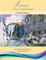 9781935966050: Journey Into Literature (Ashford University) (Discovery Series)