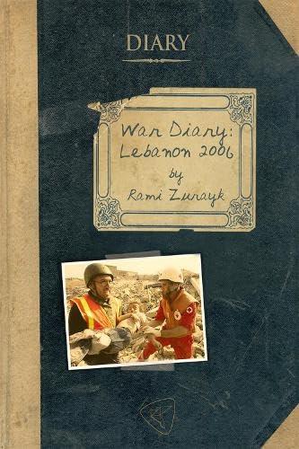 9781935982098: War Diary: Lebanon 2006