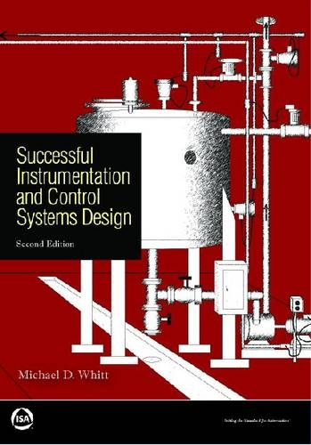 9781936007455: Successful Instrumentation and Control Systems Design