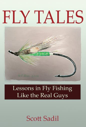 9781936008032: Fly Tales: Lessons in Fly Fishing Like the Real Guys