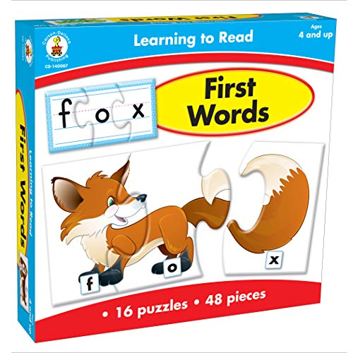 9781936022878: Learning to Read: First Words