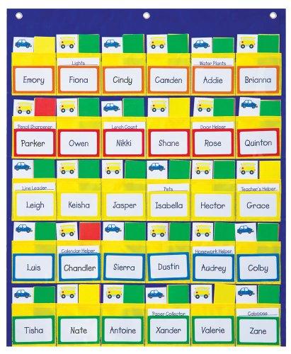 9781936022946: Classroom Management Pocket Chart