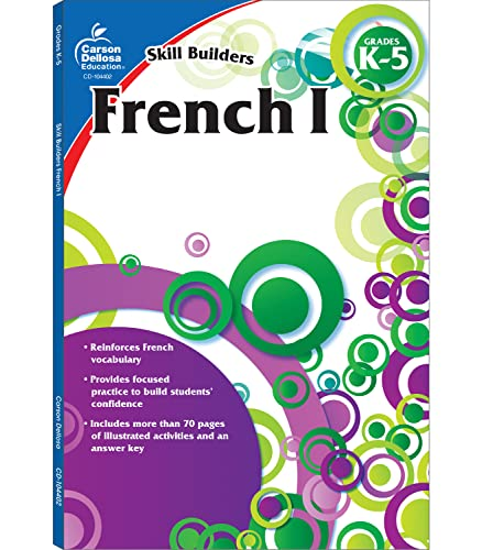 9781936023189: French I, Grades K-5 (Skill Builders)