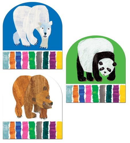 9781936023578: Quick Stick the Bear Books, Good Work Holders (World of Eric Carle)