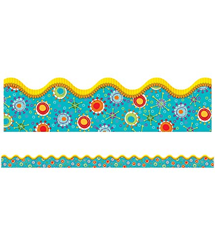9781936023721: Sassy Sprockets Scalloped Border