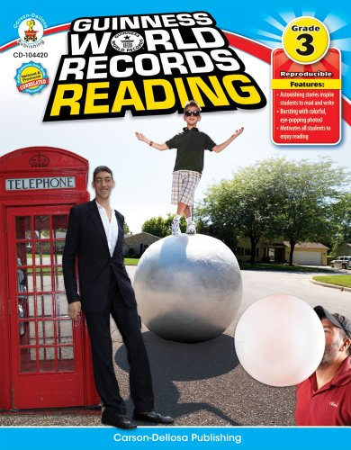 Guinness World Records® Reading, Grade 3 (1936024055) by Billings, Melissa; Billings, Henry; Guinness World Records®