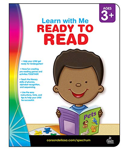9781936024773: Ready to Read, Ages 3 - 6 (Learn with Me)