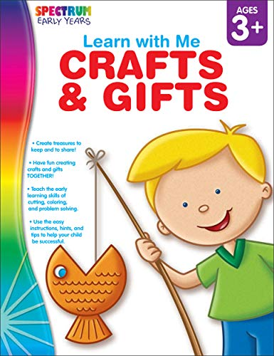 9781936024780: Crafts & Gifts, Ages 3 - 6 (Learn with Me)