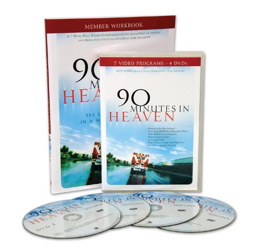 90 Minutes in Heaven Small Group Kit: See Life's Troubles in a Whole New Light (1936034069) by Piper, Don; Murphey, Cecil