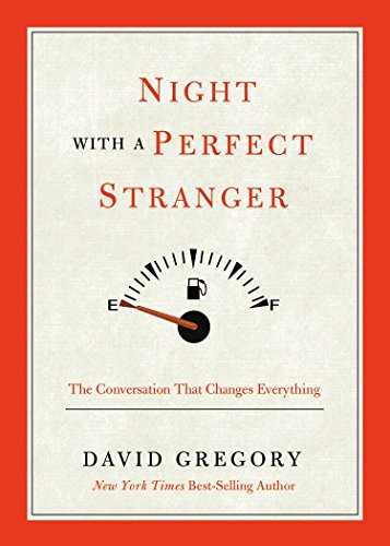 9781936034864: Night With a Perfect Stranger: The Conversation That Changes Everything