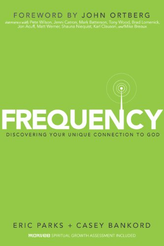 9781936034888: Frequency: Discovering Your Unique Connection to God