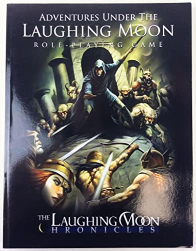 9781936037544: Adventures Under the Laughing Moon - Role-playing Game (Volume 1)