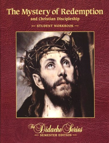 9781936045082: The Mystery of Redemption Student Workbook (The Didache Series)