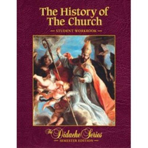 9781936045174: HISTORY OF THE CHURCH (SEM.ED.)-WKBK.