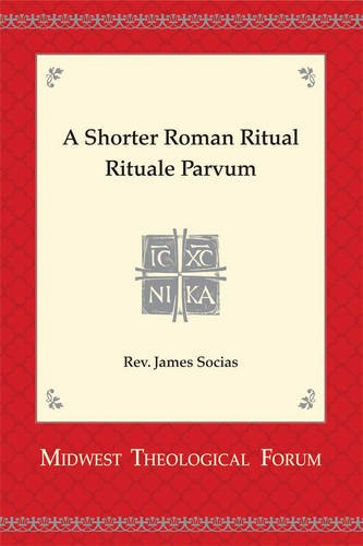an analysis of ritual in roman catholicism Catholic ritual at the time of death throughout the church's history, christian burial has been an integral part of catholic life catholic dogmas and doctrines relating to death and resurrection have been reflected in the liturgy, devotions and customs surrounding the death and burial of the faithful.