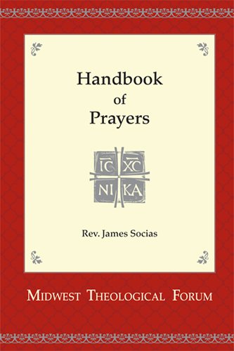 9781936045228: Handbook of Prayers (Large Print, Hardcover)