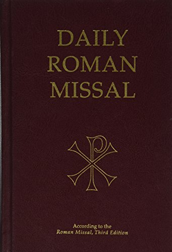 9781936045570: Daily Roman Missal, 7th Edition, Burgundy Hardcover