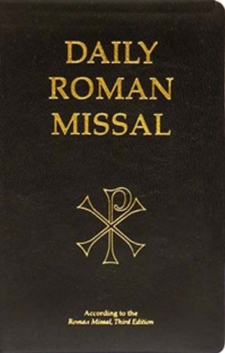9781936045600: Daily Roman Missal: Complete with Readings in One Volume with Sunday and Weekday Masses ... and the Order of Mass in Latin and English on Facing Pages and Devotions and Prayers for Use Throughout the Year